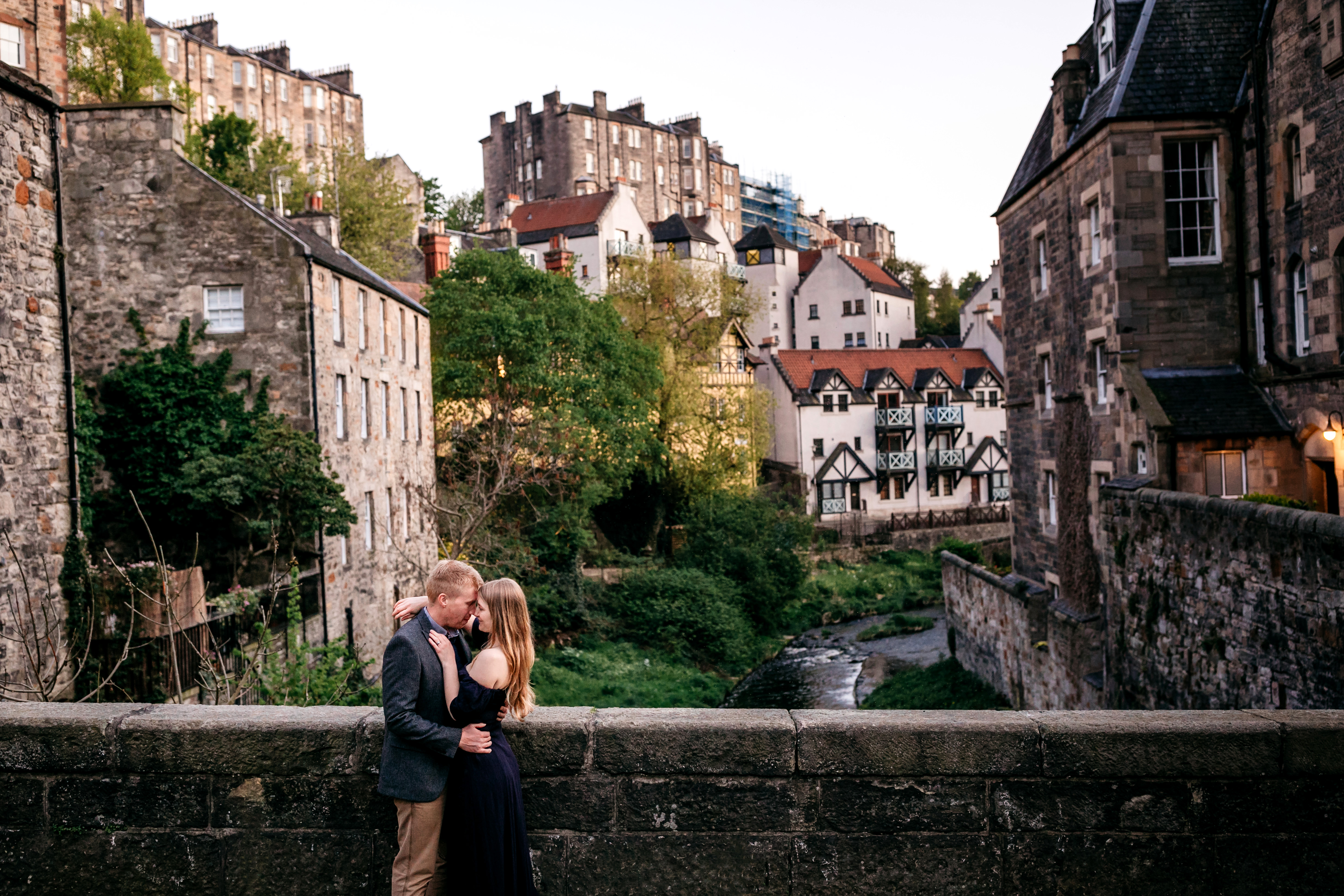 Ines + Neil - Couple's Session - Edinburugh, Scotland, UK - Christie Q Photography - 152- CBQQ2283