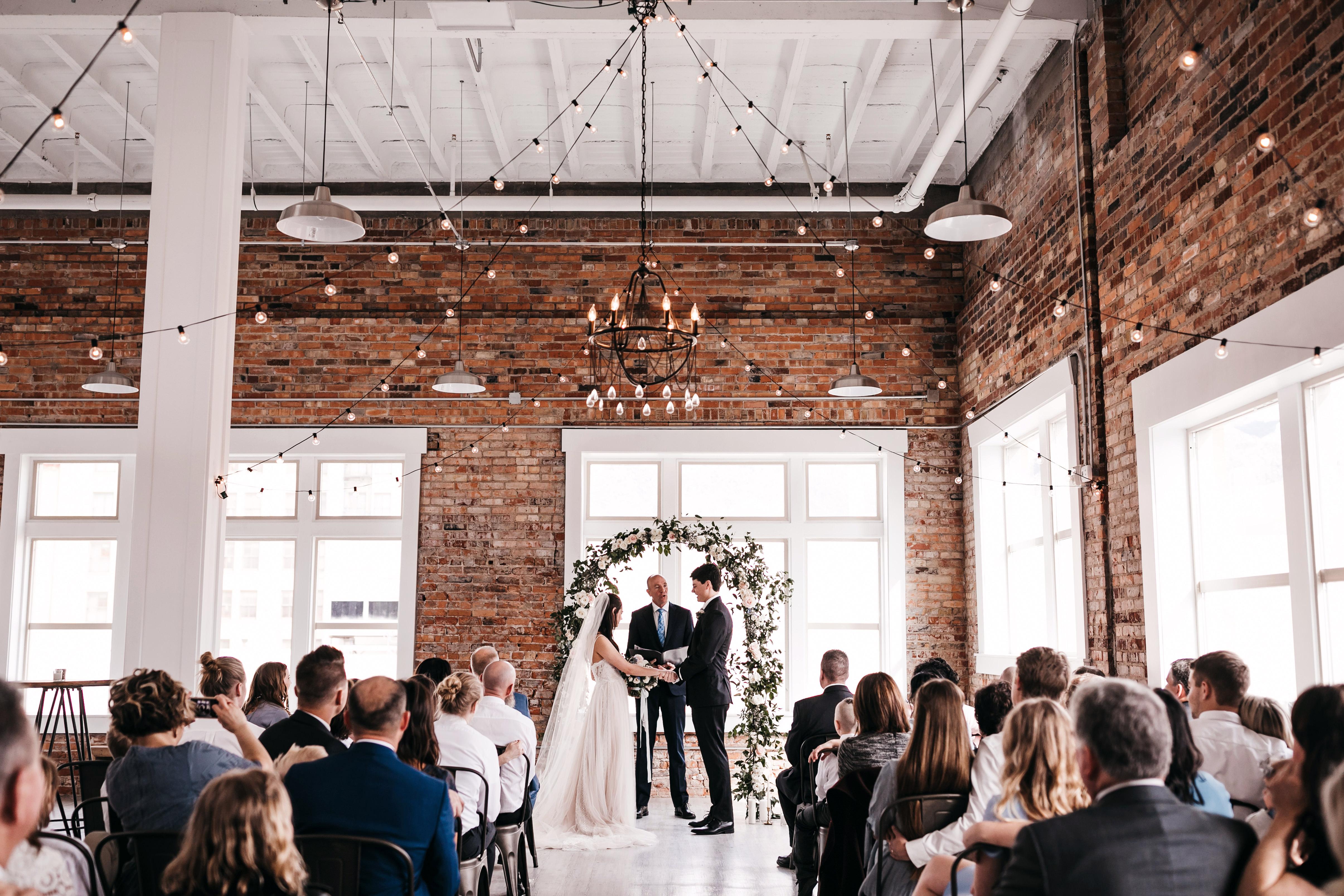 Maddi + Andrew Wedding - The Fifth Floor, Ogden, Utah - Christie Q Photography - 105- CBQQ5033