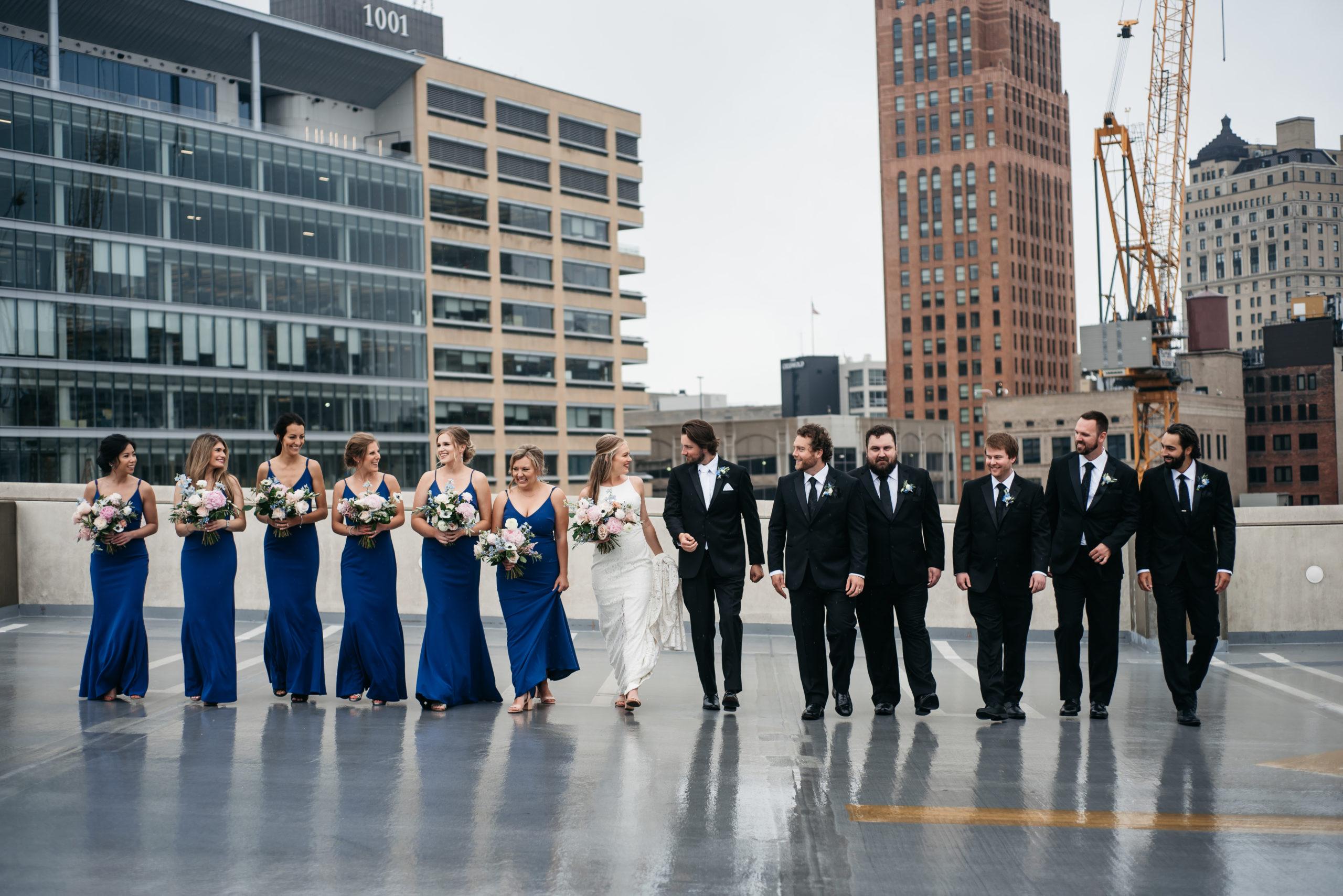 Big City Wedding - The View